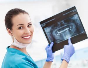 rentgen zęba gliwice
